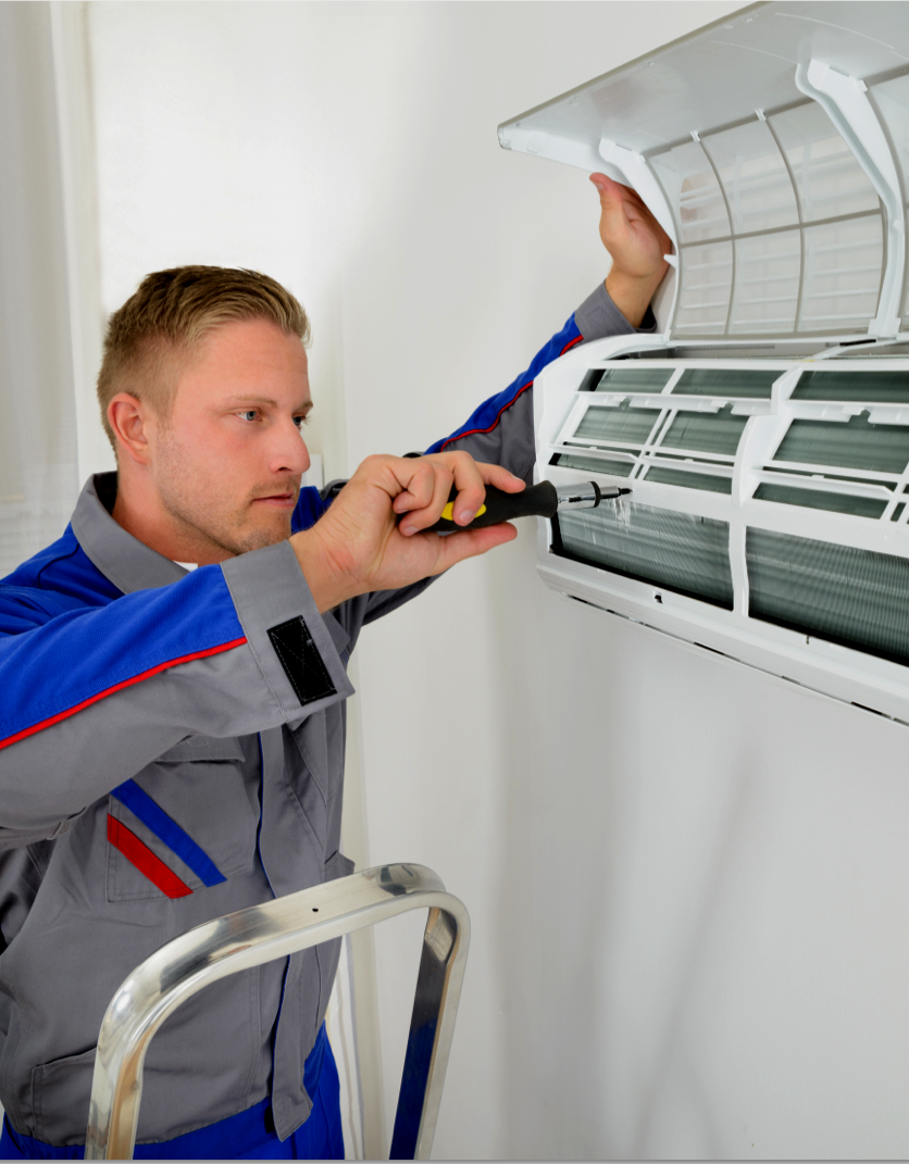 Turner Cooling AC Installation