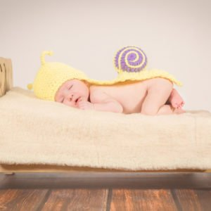Baby Sleeping with Radiant Flooring Comfort Kentwood MI